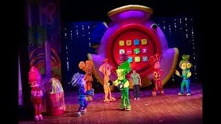 Фикси Шоу в Одессе Новогоднее шоу Фиксики🎉🎉🎉Подарок Рюкзачок для Риши Fixiki Surprise New Year