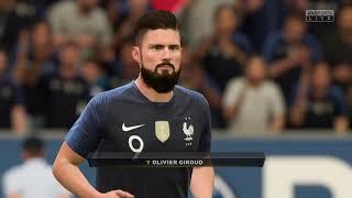 FIFA 19 : France - Islande