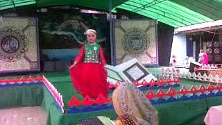 Fashion show busana muslim anak 2015