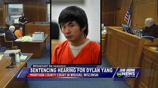 SUAB HMONG NEWS: Judge LaMont Jacobson sentenced Dylan Yang to 30 Years - 10/19/2016