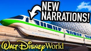 NEW MONORAIL UPGRADES Come to Walt Disney World! - Disney News