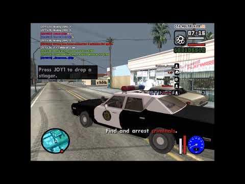 Police Job Part 1