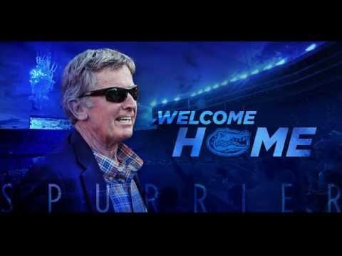 Florida Gators: Welcome Home Coach Spurrier