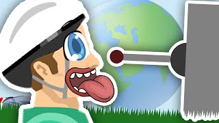 HOW TO SAVE THE WORLD.. | Happy Wheels