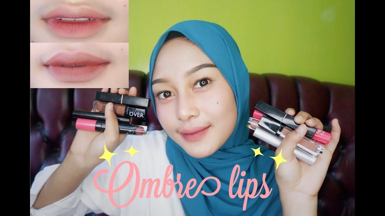 Ombre Lipstik Pixy Lip Cream
