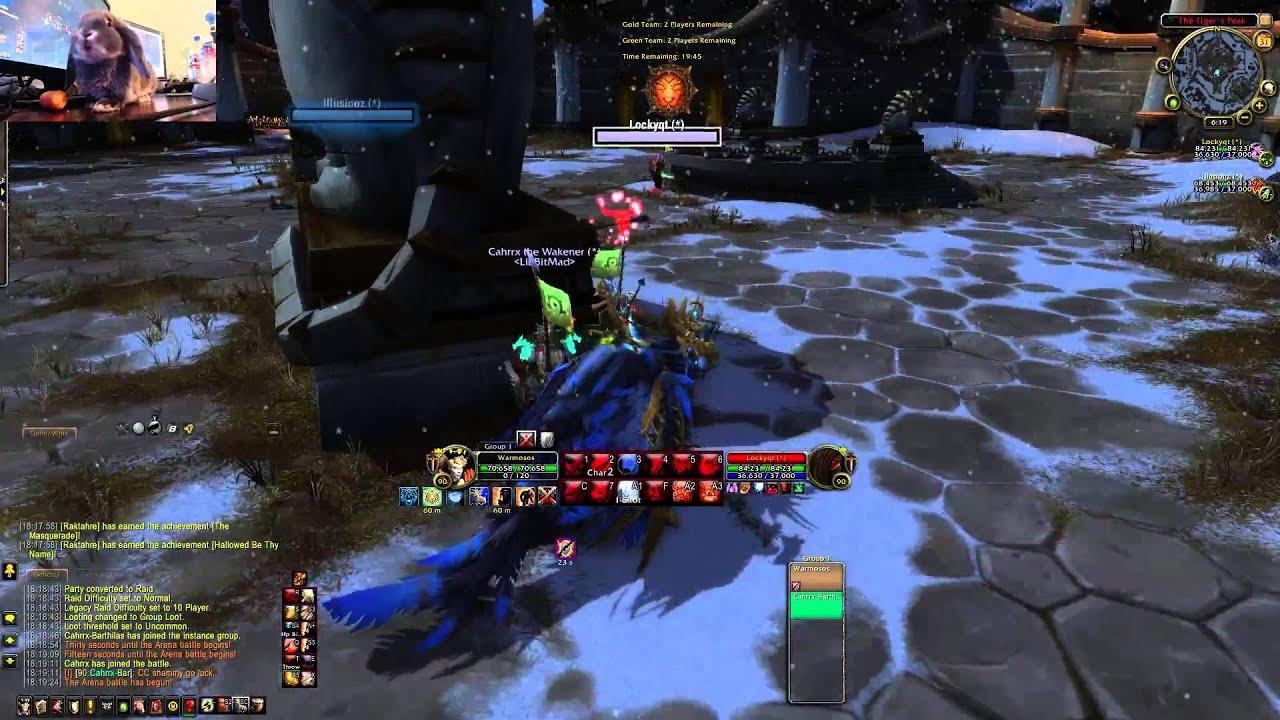 World of Warcraft 60 FPS! - YouTube