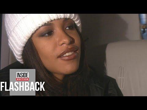 18-Year-Old Aaliyah Denies Being Married After R. Kelly Rumors