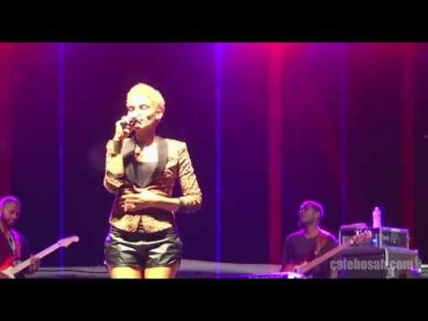 "OMF 2013: GOAPELE - ""DIFFERENT"""