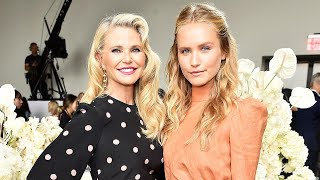 Christie Brinkley's Daughter Sailor Saves the Day on 'DWTS'