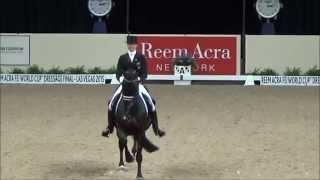 Edward Gal GP Freestyle FEI Las Vegas 2015