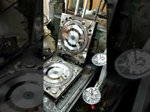 Palomino Press making the Gravehuffer vinyl for NoSlip Records