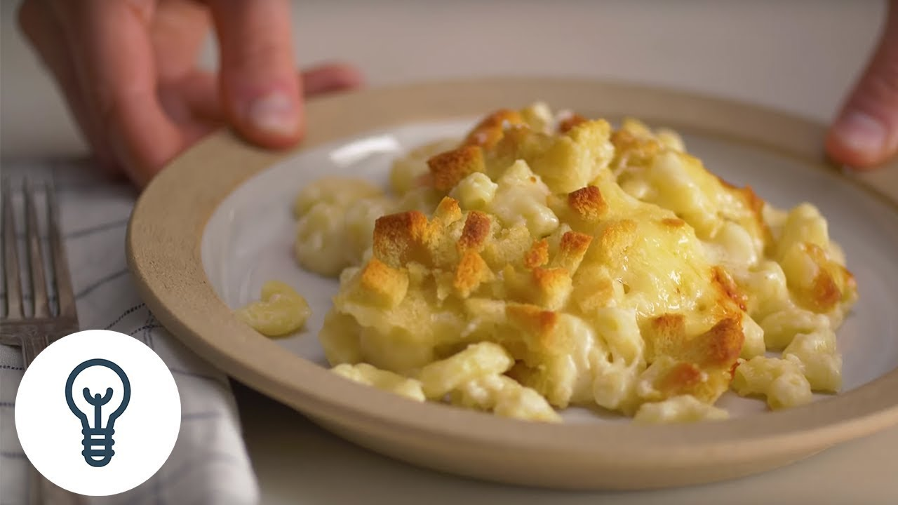Martha Stewart's Macaroni & Cheese | Genius Recipes