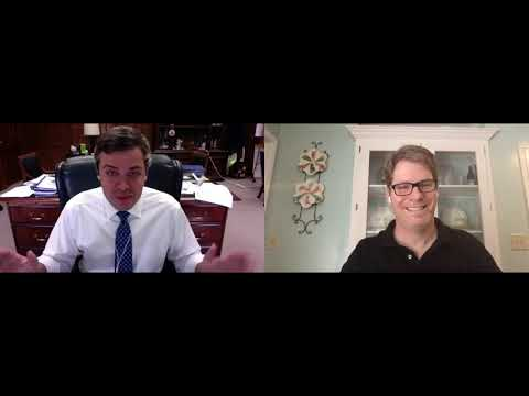 Marshall's Mississippi Zoom Tour: Interview with Hattiesburg Mayor Toby Barker