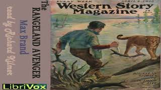 Rangeland Avenger   Max Brand   Westerns   Talking Book   English   4/5