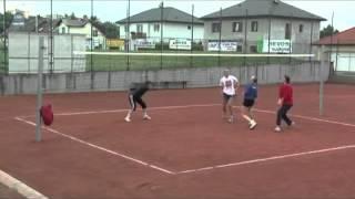 Turnaj seriálu Mistrovství České republiky smíšených párů v tahaných deblech v Zábřehu