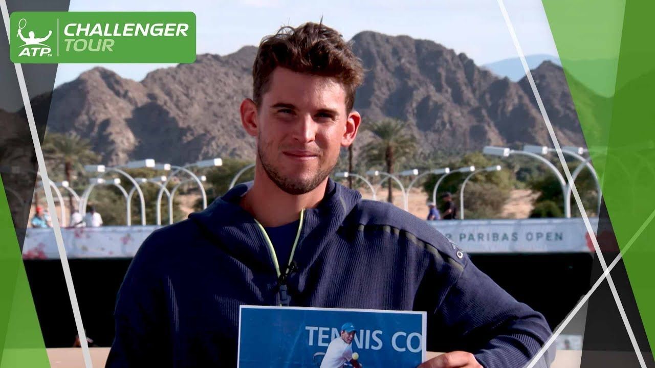Challenger Vault: Dominic Thiem