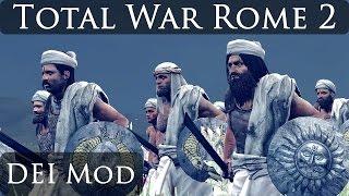 Total War Rome II Divide et Impera Mod is Amazing