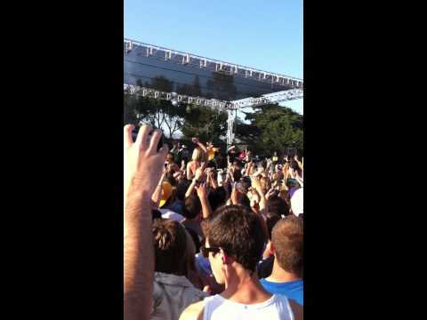 Young, Wild & Free Snoop at UCSB Extravaganza