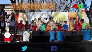 RadioUpa - Los Tamborcitos del ECuNHi nos enseñan (Milonga)