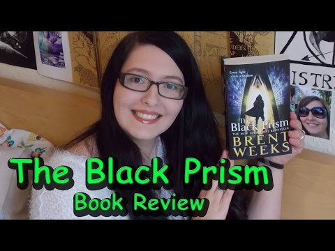 The Black Prism (review) By Brent Weeks
