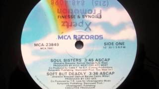 Finesse & Synquis - Soft But Deadly (1988)