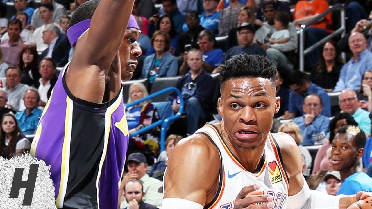 Los Angeles Lakers Vs Oklahoma City Thunder Full