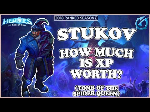 Grubby | Heroes of the Storm - Stukov - How Much is XP Worth? - HL 2018 S2 - TOSQ