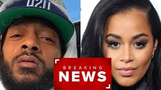 BREAKING: Nipsey's Wife Lauren London Posted This EMOTIONAL Message About Nipsey Hussle Today!!