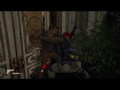 Uncharted™ 4: Avery's house Crushing