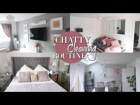MESSY CLEAN WITH ME 2019 | BEFORE & AFTER HOUSE TRANSFORMATION | EXTREME CLEANING MOTIVATION!