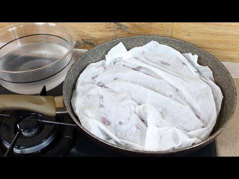 Castagne al forno o in padella con il trucco della carta forno morbide e facili da sgusciare