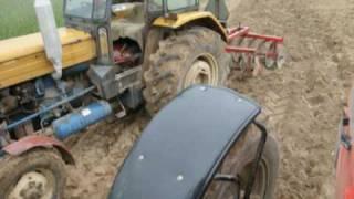 Massey Ferguson 3085 Sianie kukurydzy