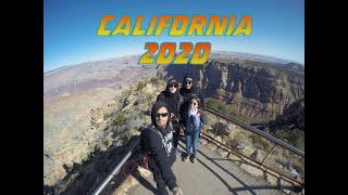 Road Trip California 2020