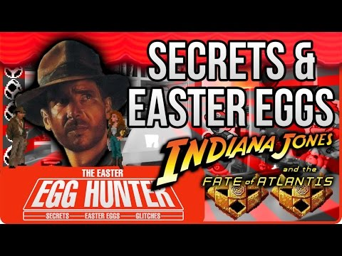 Indiana Jones Fate of Atlantis Easter Eggs- The Easter Egg Hunter