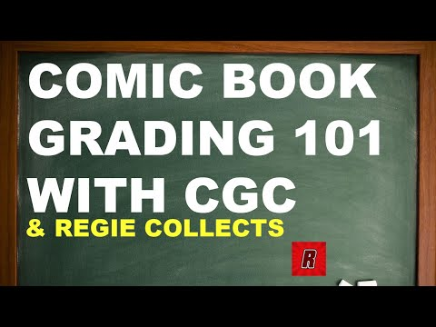 Comic Grading 101 With CGC | Live Stream | Comic Books
