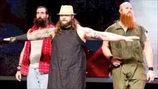 The Wyatt Family - 1st WWE Theme Song Broken Out In Love