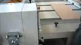 Полуавтоматический слоттер RD(Станок модели RD предназначен для изготовления четырехклапанного гофрокороба, т.е. для просечки и нанесения..., 2012-03-12T09:22:24.000Z)