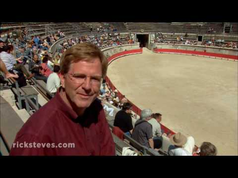 Nîmes, France: Bullfighting, French-Style