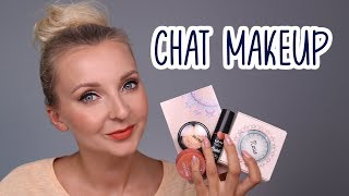 CHAT MAKEUP | Test nowości | Rosie, Paese, Bourjois, NYX Cosmetics