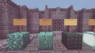 Обзор MCPE 0.16 | Новые блоки, маяк, Иссушитель, команды, аддоны...