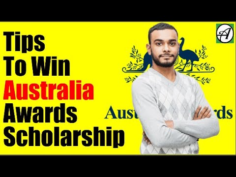 How To Apply For Australia Awards Scholarship - Tips To Apply To Win
