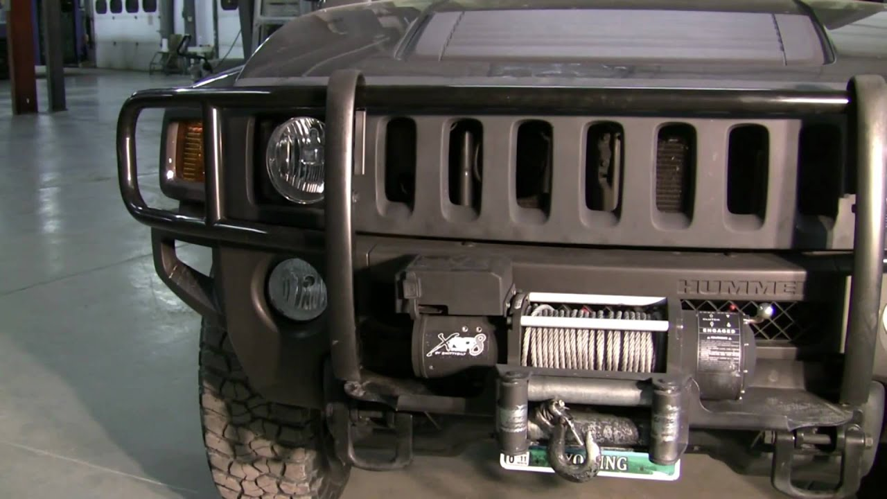 Hummer Off Road Accessories Review 2 Youtube