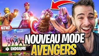 QUESTO ARME TROP CHEAT DEL NUOVO MODE AVENGERS su FORTNITE!