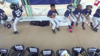 CHAA PeeWee Yankees