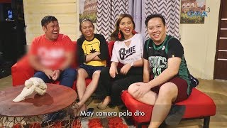 'All Access' in 'Bubble Gang': Joyce Pring asks