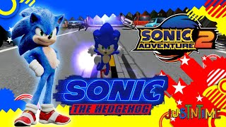 Sonic the Hedgehog the Movie the Video game! - Sonic Adventure 2 Mod