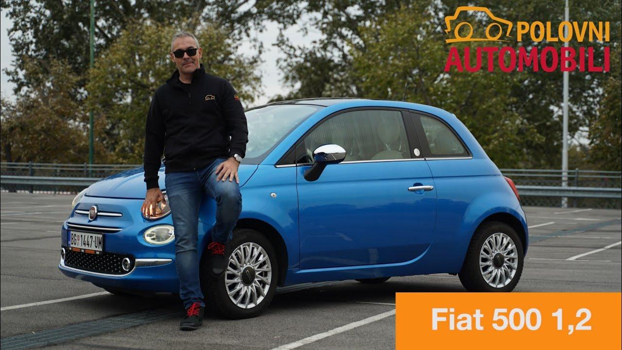 Fiat 500 Gradska Legenda Autotest Polovni Automobili