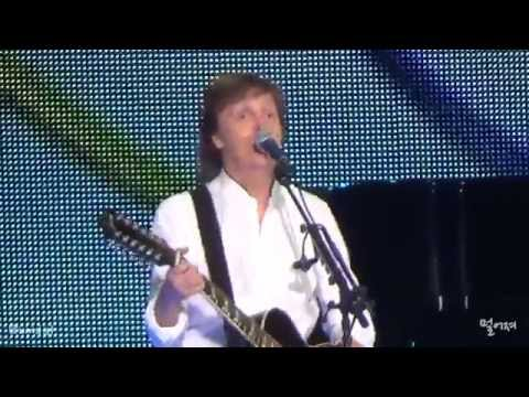 Paul McCartney - Lovely Rita [20150502 OUT THERE Live in Seoul, Korea]