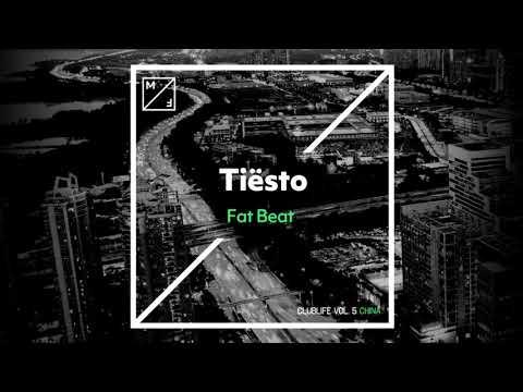 Tiësto-Fat Beat(David Puentez Remix)