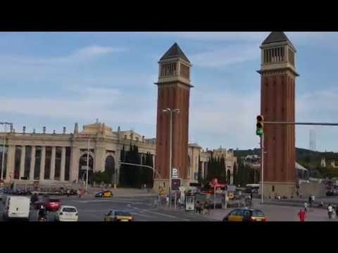 Barcelona: Stadtrundfahrt 2 (4K)